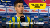 RKC-aanvoerder Tahiri gaat club transfervrij verlaten