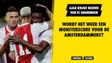 Dit zijn de laatste vijf ontmoetingen tussen Ajax en FC Groningen