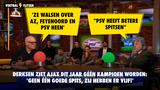 Derksen ziet Ajax dit jaar géén kampioen worden: 'Geen één goede spits, zij hebben er vijf!'