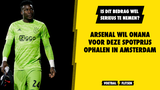 Arsenal wil Onana voor deze spotprijs ophalen in Amsterdam