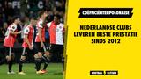 Coëfficiëntenfestijn: Nederlandse clubs leveren beste prestatie sinds 2012