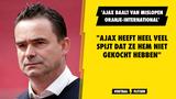 'Ajax heeft heel veel spijt dat ze hem niet gekocht hebben'