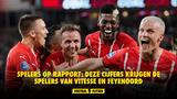 Spelers op rapport: Deze cijfers krijgen de spelers van PSV en Sparta