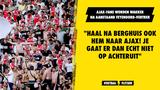 """Ajax-fans worden wakker na aanstaand Feyenoord-vertrek: """"Haal hem ook naar Amsterdam"""""""
