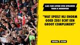 Ajax-fans komen superlatieven tekort voor 'absolute uitblinker' na zege bij sc Heerenveen
