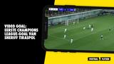 VIDEO GOAL: eerste Champions League-goal van Sheriff Tiraspol