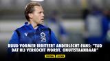 """Ruud Vormer irriteert Anderlecht-fans: """"Tijd dat hij verkocht wordt. Onuitstaanbaar"""""""