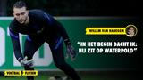 """Van Hanegem over Drommel: """"In het begin dacht ik: hij zit op waterpolo"""""""