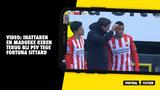 VIDEO: Ihattaren en Madueke keren terug bij PSV