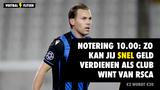 Notering 10.00: zo pak jij extra veel winst als Club Brugge wint van Anderlecht