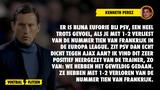 Kenneth Perez snapt niets van 'euforie' bij PSV na 1-2 nederlaag tegen AS Monaco