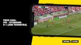 VIDEO GOAL: PSV - Feyenoord 0-1 (Jens Toornstra)