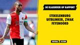 Feyenoord en Ajax op Rapport: Hoogste cijfer voor Maarten Stekelenburg