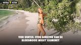 Sexy plaatjes van Mikky Kiemeney, de vriendin van Frenkie de Jong