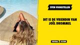 Even voorstellen: Dit is de vriendin van Joël Drommel
