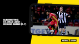 Samenvatting: Go Ahead Eagles - Heracles Almelo (4-2)