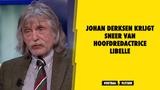 Johan Derksen krijgt sneer van hoofdredactrice Libelle