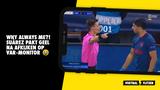 LOL! Suárez krijgt gele kaart voor afkijken op VAR-monitor (VIDEO)