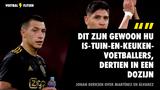 Johan Derksen over Ajax-duo: huis-tuin-en-keuken-voetballers