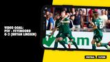 VIDEO GOAL: PSV - Feyenoord 0-2 (Bryan Linssen)
