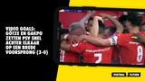 VIDEO GOAL: Götze en Gakpo zetten PSV snel achter elkaar op een brede voorsprong (3-0)