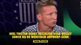 Heel Twitter denkt hetzelfde over Wesley Sonck na de wedstrijd Antwerp-Genk