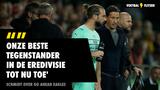 """Schmidt over Go Ahead Eagles: """"Onze beste tegenstander in de Eredivisie tot nu toe"""""""