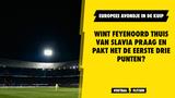 Vooruitblik Feyenoord-Slavia Praag