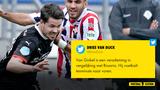 SOCIAL MEDIA: PSV-fans genieten van Van Ginkel: 'Een verademing'