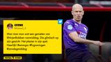 """Voetbalkijkers genieten van Arjen Robben: """"Het plezier in zijn spel. Heerlijk!"""""""