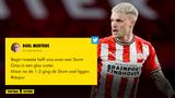 7 tweets die Sturm Graz-PSV samenvatten