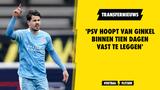 'PSV hoopt Van Ginkel binnen tien dagen vast te leggen'
