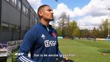 Haller pakt Goal van de Maand bij Ajax (video)
