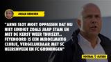 """Derksen vernietigend over 'middelmatig clubje' Feyenoord: """"Vergelijkbaar met FC Groningen"""""""