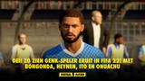 OEI! Zo zien Genk-spelers eruit in FIFA 22! Met Bongonda, Heynen, Ito en Onuachu