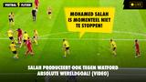Doelpunt van het seizoen? Mohamed Salah produceert ook tegen Watford absolute wereldgoal!