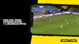VIDEO GOAL: Vitesse - Tottenham Hotspur 1-0 (Maximilian Wittek)