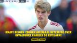 KNAP! Belgen zeggen allemaal hetzelfde over invalbeurt Charles De Ketelaere