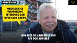 Hoe heet die aanvaller van PSV ook alweer? Ongelukkige verspreking Feyenoord-fan over Gakpo