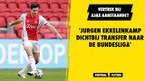 'Jurgen Ekkelenkamp dichtbij transfer naar de Bundesliga'