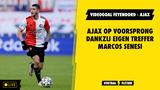 VIDEOGOAL: Feyenoord - Ajax 0-1 (ed. Marcos Senesi)