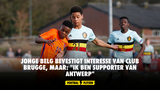"""Jonge Belg bevestigt interesse van Club Brugge, maar: """"Ik ben supporter van Antwerp"""""""