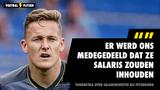 """Toornsta over financiële problemen bij Feyenoord: """"Er werd ons medegedeeld dat ze salaris zouden inhouden"""""""