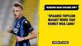 'Spaanse topclub maakt werk van komst Noa Lang, Club Brugge wil 25 miljoen euro'