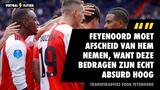 """Transferadvies voor Feyenoord: """"Verkoop hem, want deze bedragen zijn buitenproportioneel"""""""