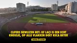 Cijfers bewijzen het: KF Laçi is een echt kneusje, op alle vlakken doet RSCA beter