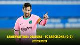 Samenvatting: Osasuna - FC Barcelona (0-2)