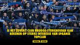 Is het zover? Club Brugge-sterkhouder kan rekenen op sterke interesse van Spaanse topclub