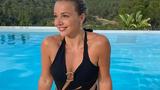 "Emma Heesters (liefje Wesley Hoedt) pakt in slaapkamer uit met sexy lingerie: ""Elke dag feest"""