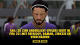 FAIL: zo zien Anderlecht-spelers eruit in FIFA 22! Met Refaelov, Raman, Zirkzee en Verschaeren